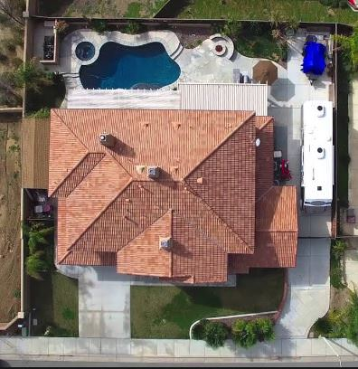Corona, CA Single Story Pool Homes with RV Parking for Sale